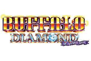 Edición del décimo aniversario de Buffalo Diamond - Logotipo